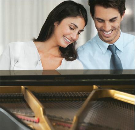 Piano Klangqualität